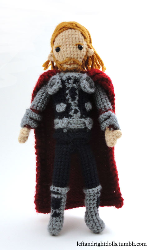 Thor by leftandrightdolls