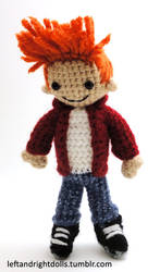 Futurama: Fry by leftandrightdolls