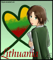 Lithuania by HeyAnn