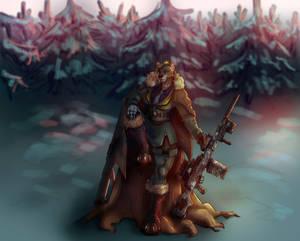 Tundra Warlord