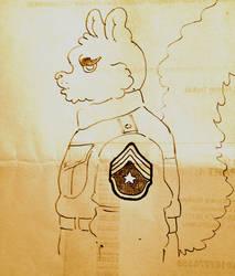 Sgt. Squirrel