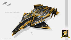 Lightyear Super Carrier - Concept Commission by hailfire191