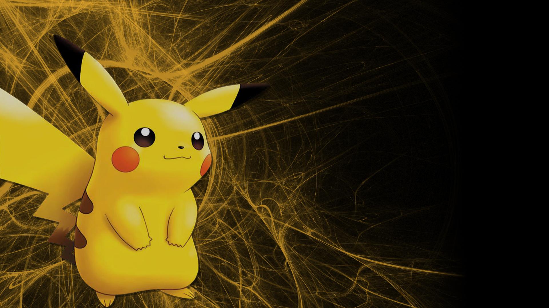 Pikachu wallpaper by SneezePin on DeviantArt