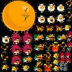 Angry Birds Chrome Birds