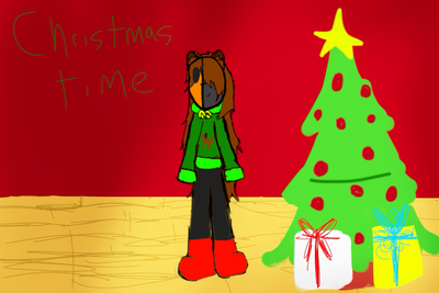 Merry Christmas!!!! by BWolf17