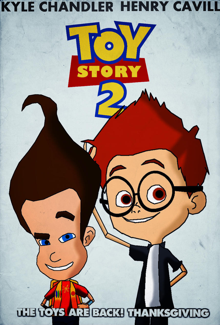 Toy Story 2 1999 By Bearquarter2008 On Deviantart