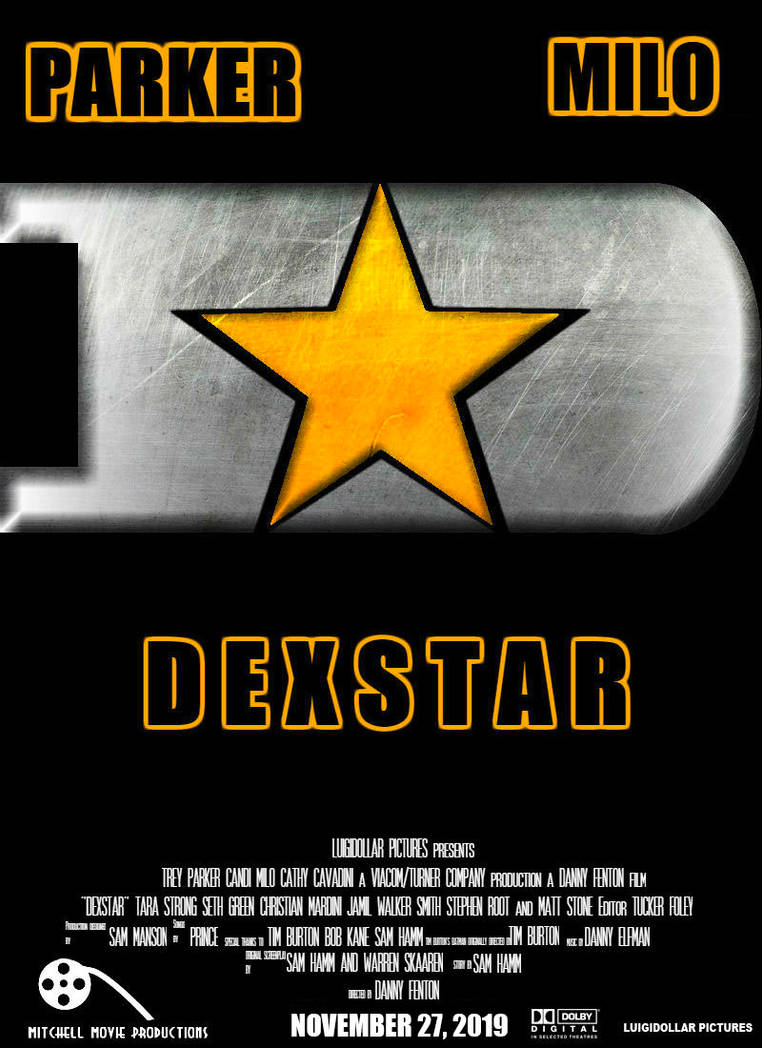 DexStar poster