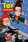 Toy Story (1995) by Bearquarter2008