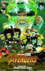 Junior Avengers: Infinity War (1999) by Bearquarter2008