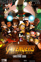 Avengers: Infinity War by Bearquarter2008