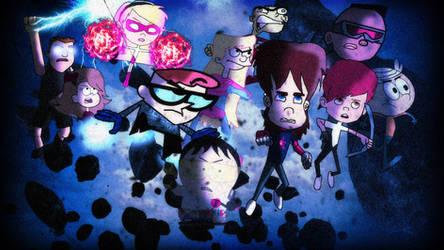 Avengers: Endgame by Bearquarter2008