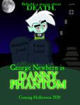 Danny Phantom Poster by Bearquarter2008