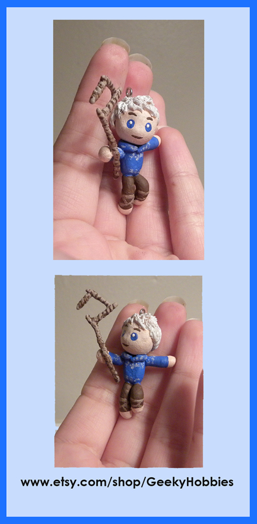 Jack Frost Charm by Sugar-Bolt