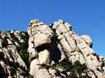Montserrat's rocks