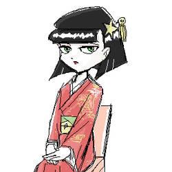 New Year's Kimono