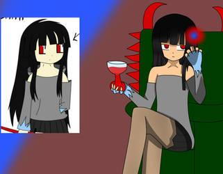 Cambios en los personajes by LeyenDazel