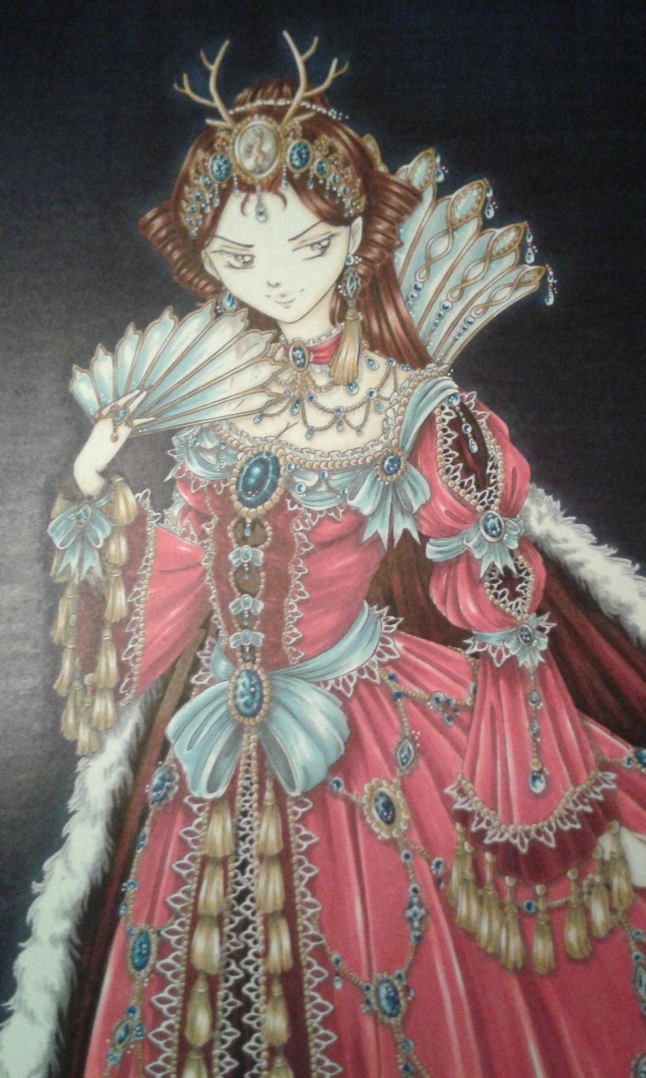 Queen Desire