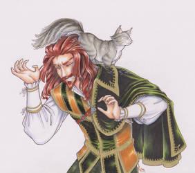 Elaak and the Cat