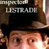 Inspector Lestrade by Silvre