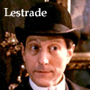 Lestrade by Silvre