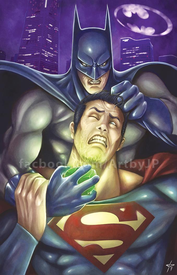 Batman Vs Superman by jpzilla