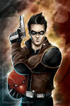 Jason Todd is the Red Hood