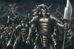 Bozuru's Army by jpzilla