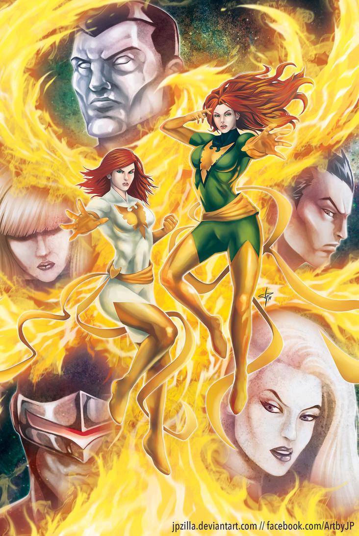 Fire of the Phoenix by jpzilla
