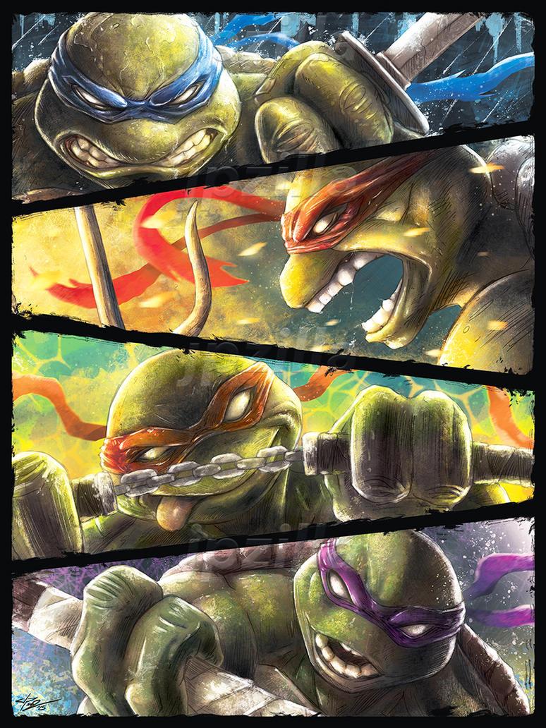 Turtle Power by jpzilla on DeviantArt