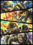 Turtle Power by jpzilla