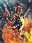 Deadpool - Tango of Death