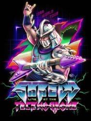 Retro Shredder by jpzilla