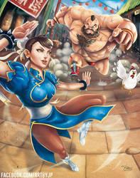 Capcom Fighting Tribute 2015 - JP PEREZ