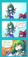 Reimu is MAD