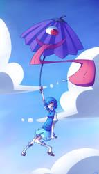 Glidebrellas by J5-daigada