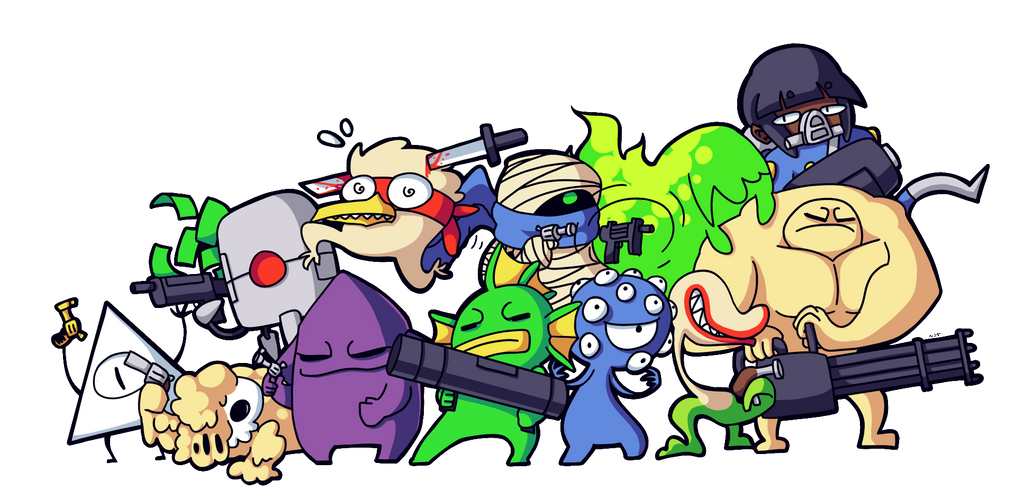 nuclear throne steroids unlock