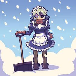 winter sakuya