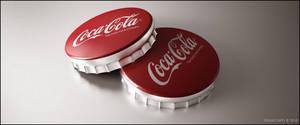 Coca Cola Bottle Cap by chucksc