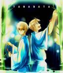 Happy Tanabata day.
