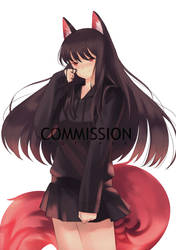 Commission : Redfox