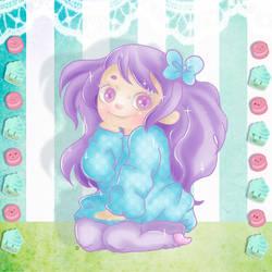 Chibi pastel by Soan-c