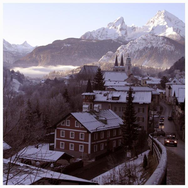 In Berchtesgaden Land by littlemissloathing