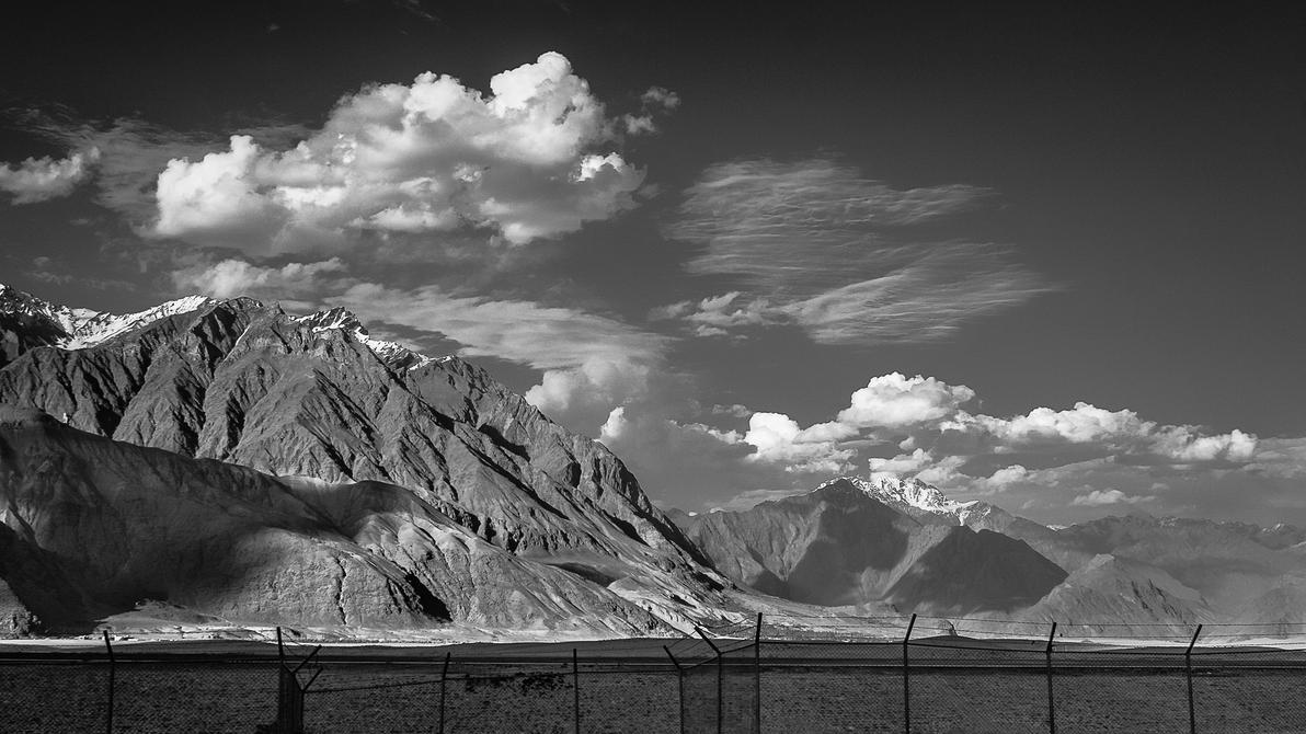On Other Side of Fence by ZaGHaMi