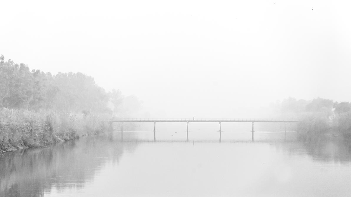 Me Mist and the Bridge of Real by ZaGHaMi