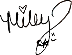 Firma de miley cyrus png by JosefaBellalovers