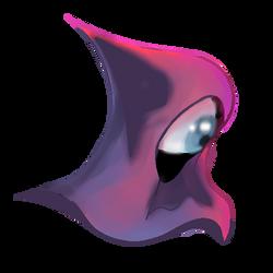 Eye in a Cloak