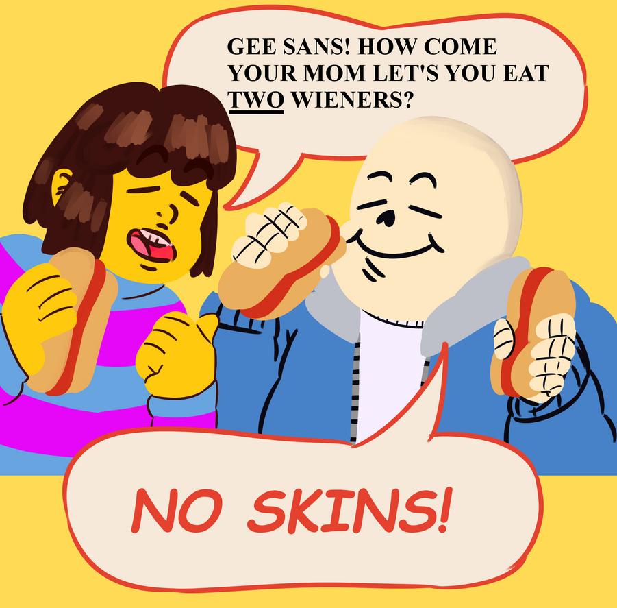 Wieners by KatsLoveSalmon