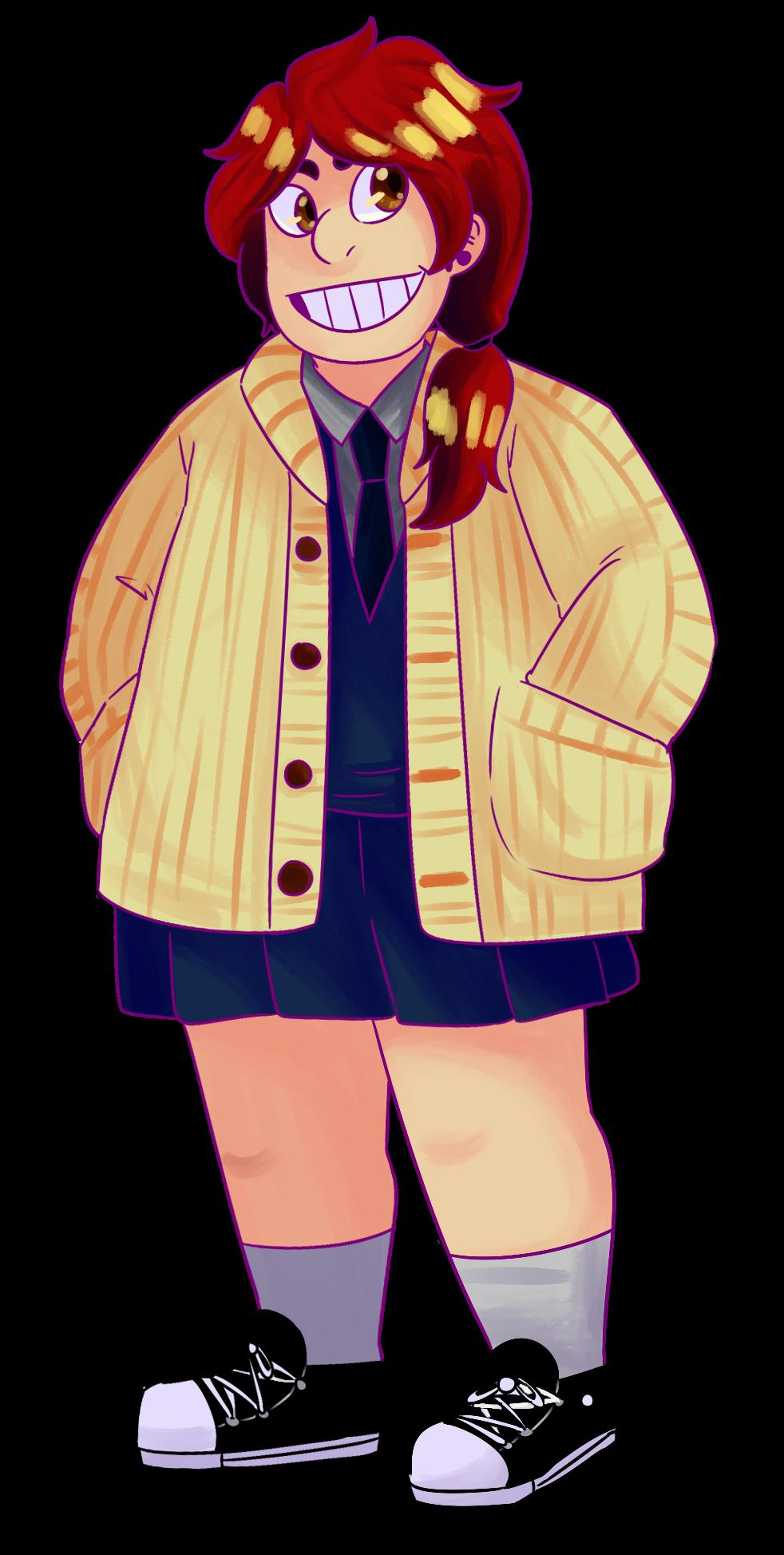 Mitsuki by KatsLoveSalmon