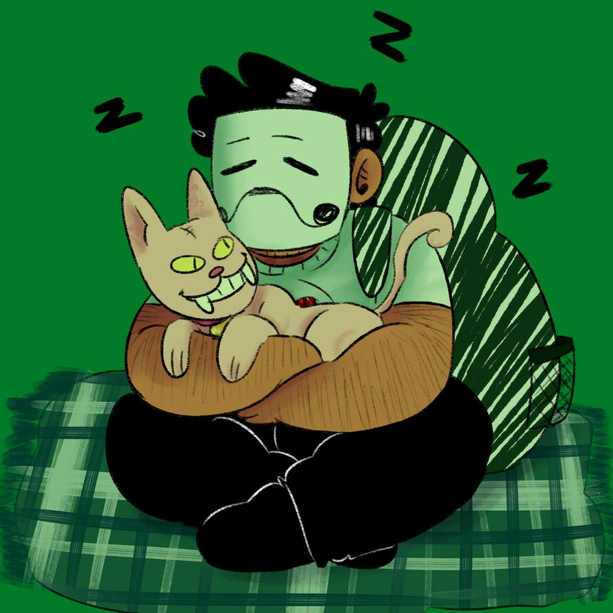 Naps by KatsLoveSalmon