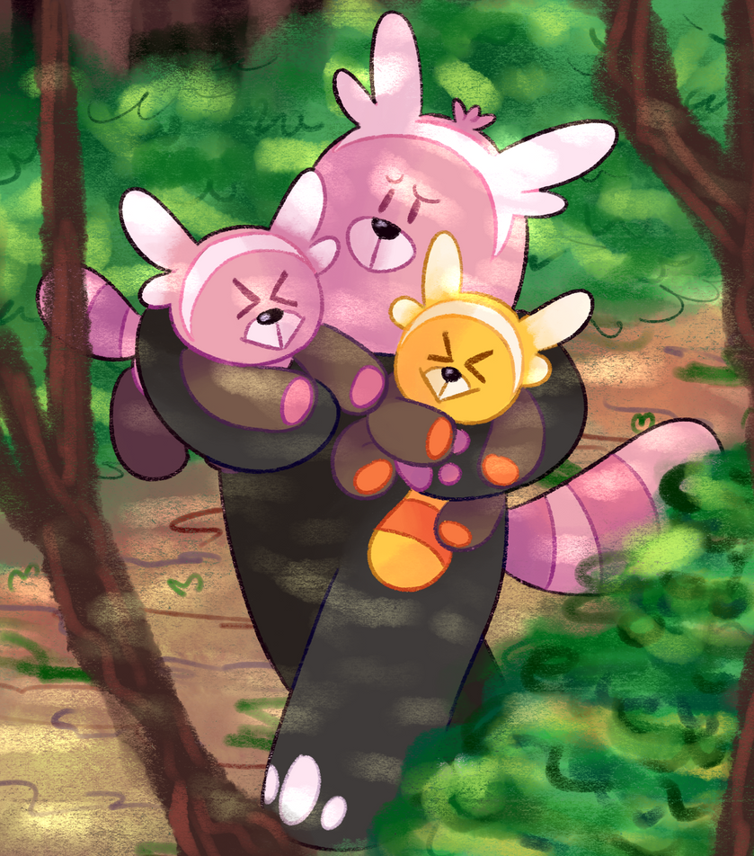 Mama Bear!!! by KatsLoveSalmon